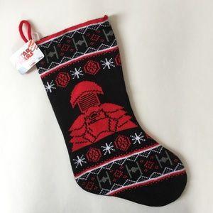Authentic Disney Star Wars Christmas Stocking